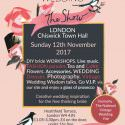 London Magpie Wedding Fair coming up